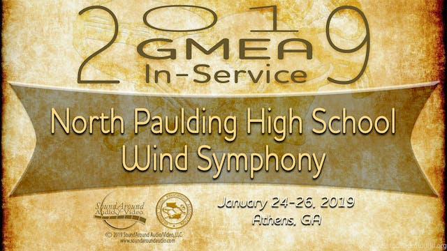 North Paulding High School Wind Symphony