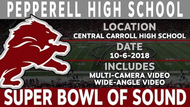 Pepperell High School - Super Bowl Of Sound