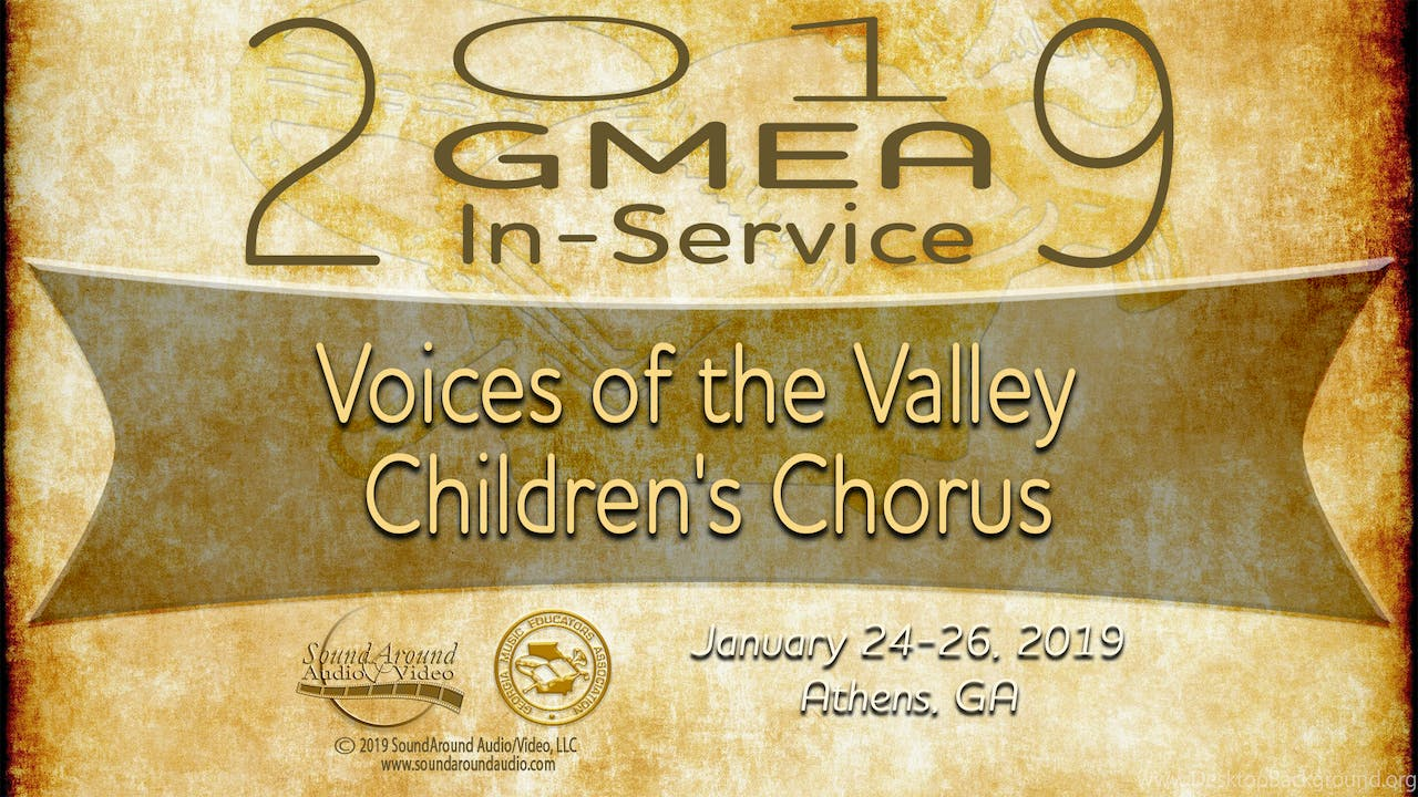 Voices of the Valley Children's Chorus