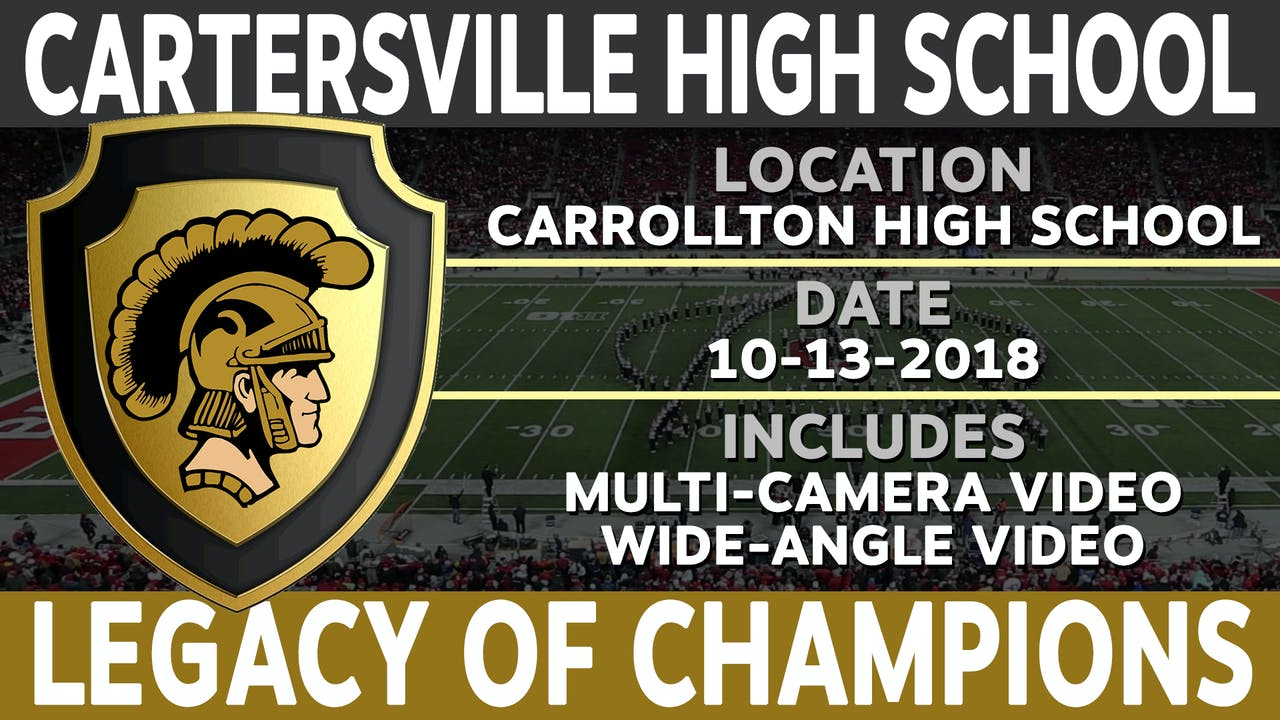 Cartersville High School - Legacy of Champions