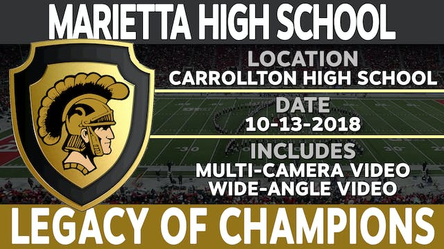 Marietta High School - Legacy of Champions