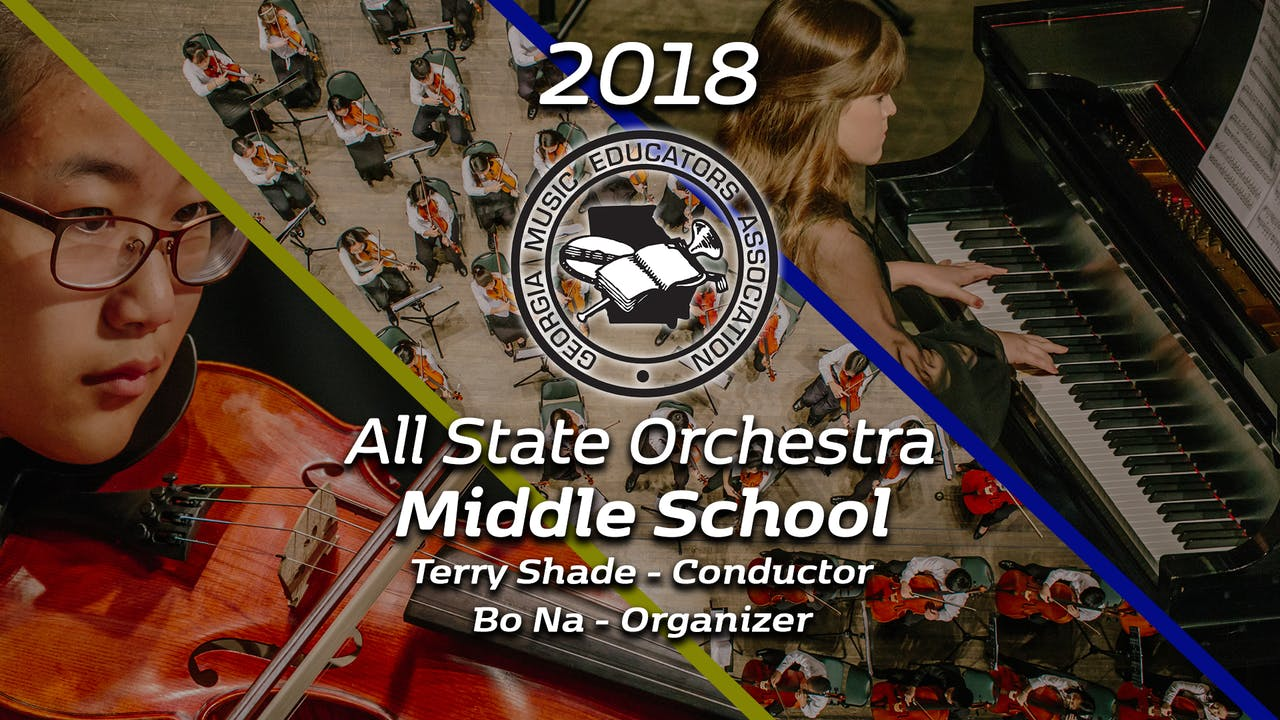 Middle School Orchestra: Terry Shade