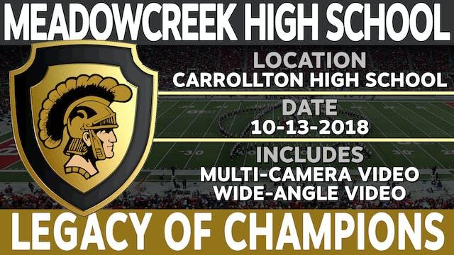 Meadowcreek High School - Legacy of Champions