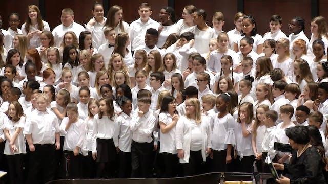 2019 SWHC Elementary Combined Chorus