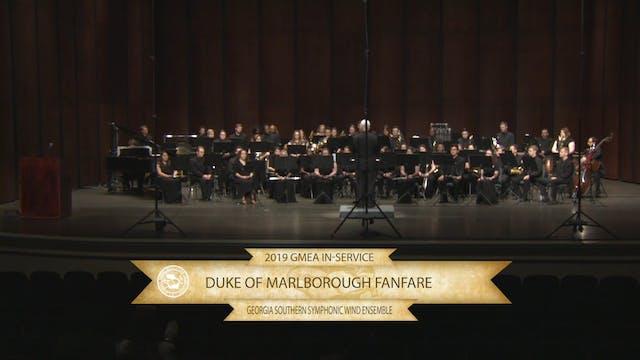 Georgia Southern University Symphonic Wind Ensemble