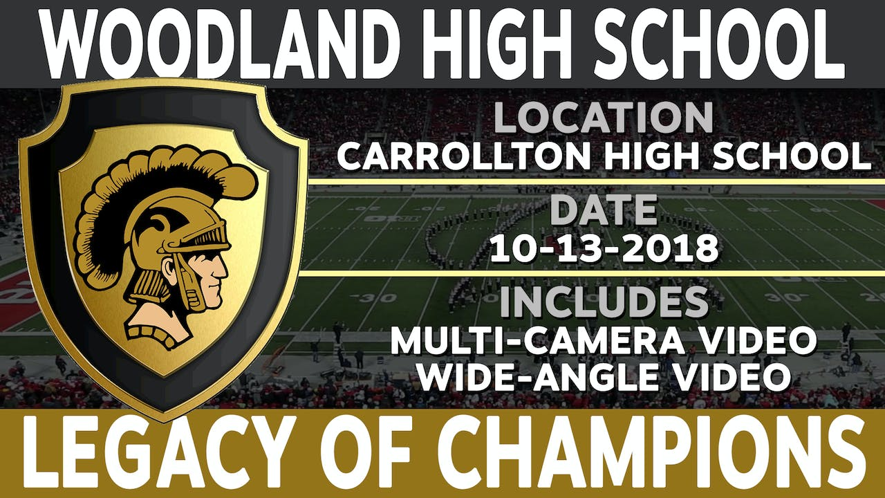 Woodland High School - Legacy of Champions