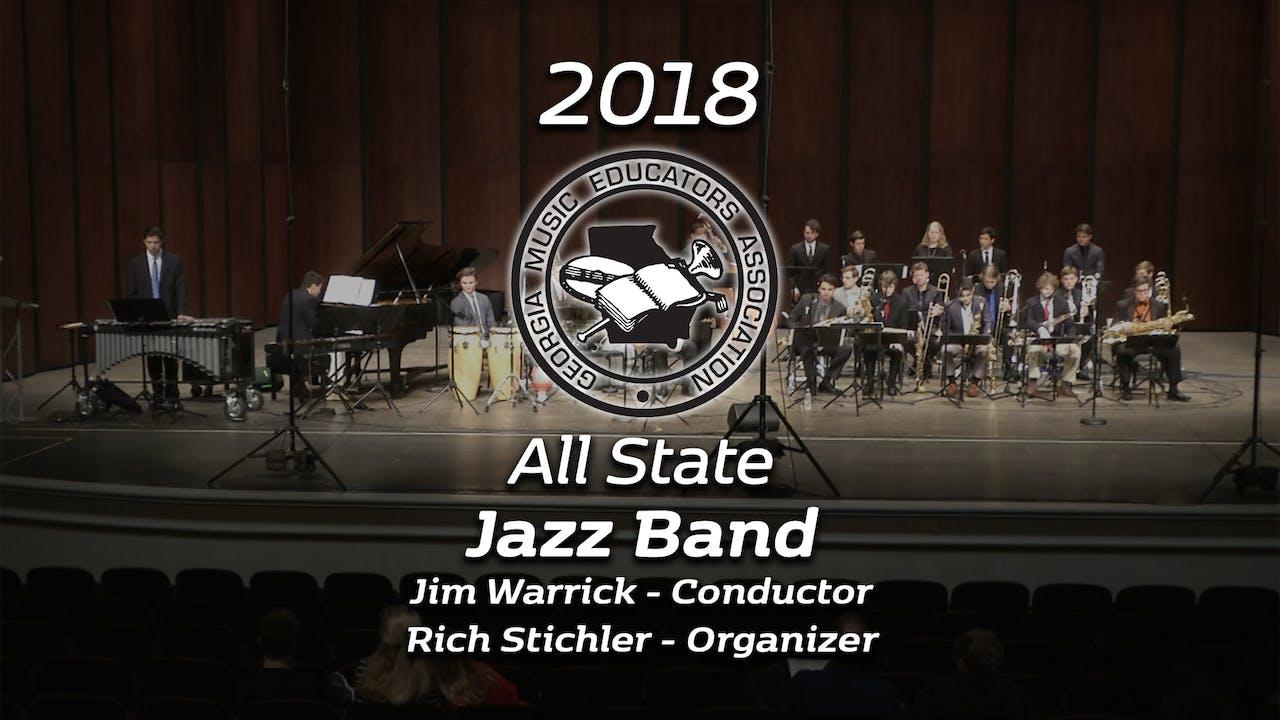 Jazz Band: Jim Warrick