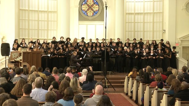 2019 GMEA All State Reading Chorus