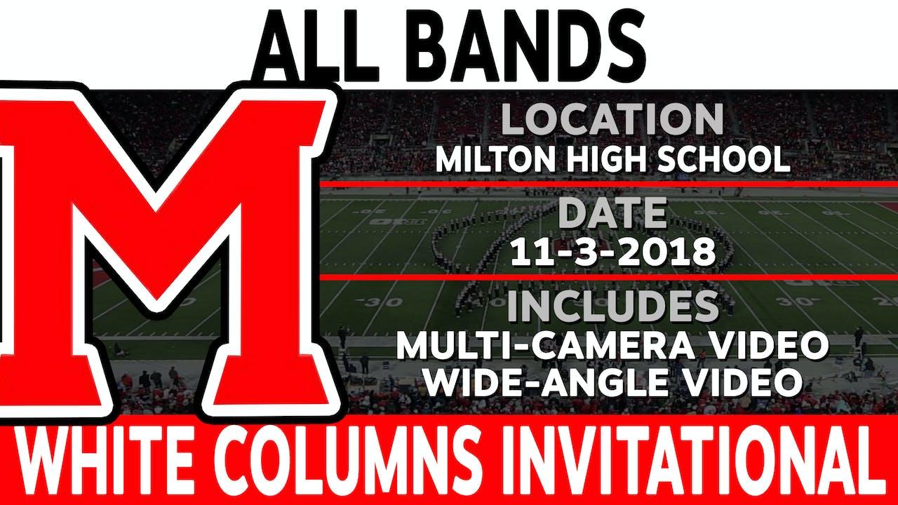 All Bands - White Columns Invitational