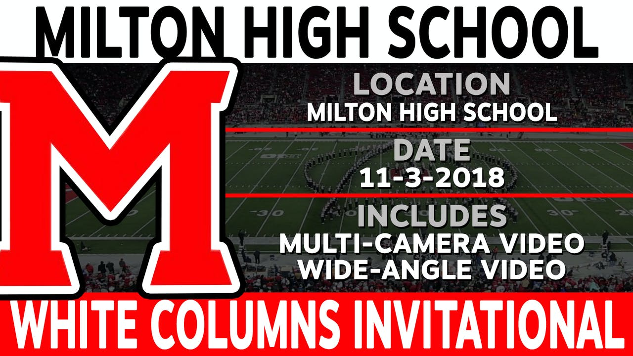 Milton High School - White Columns Invitational