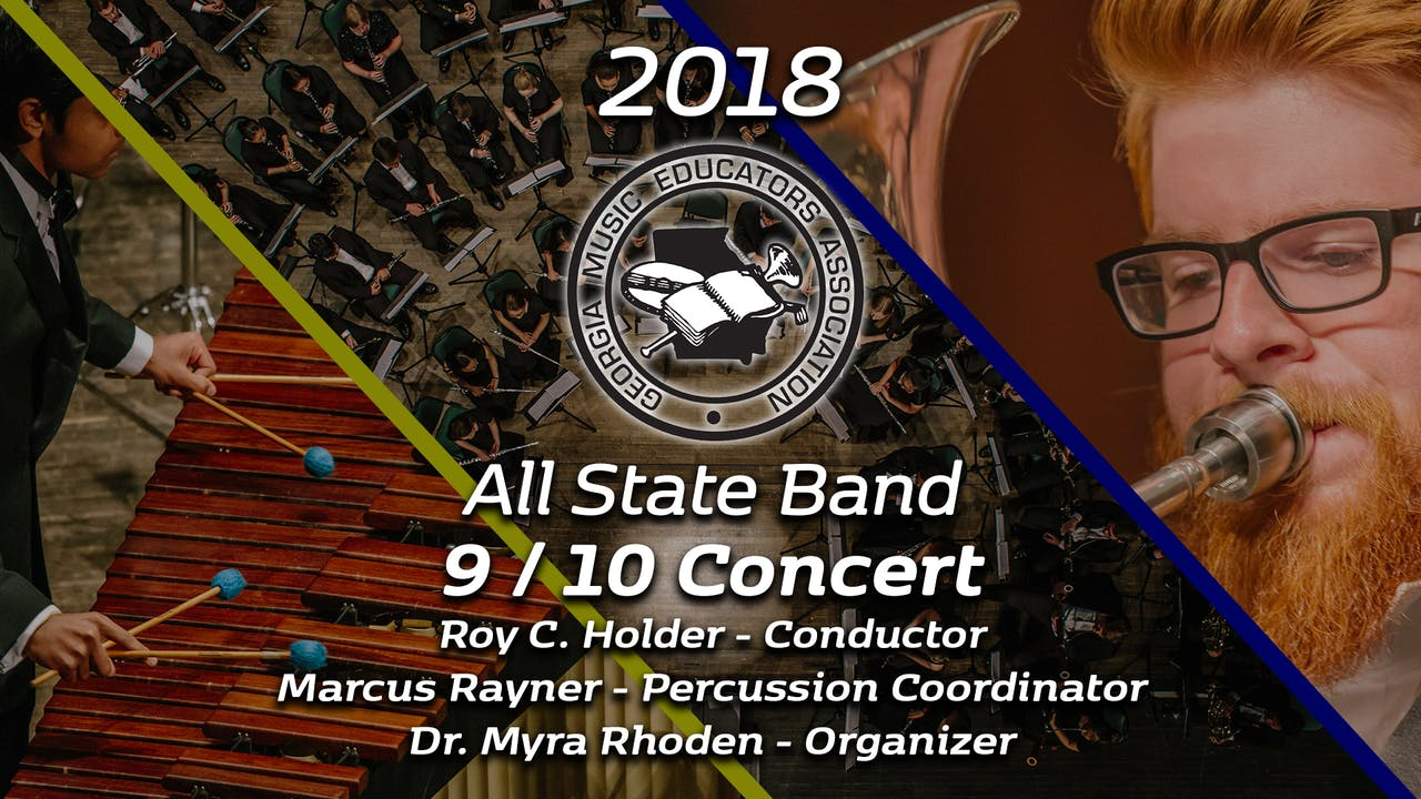 9/10 Concert Band: Roy C. Holder