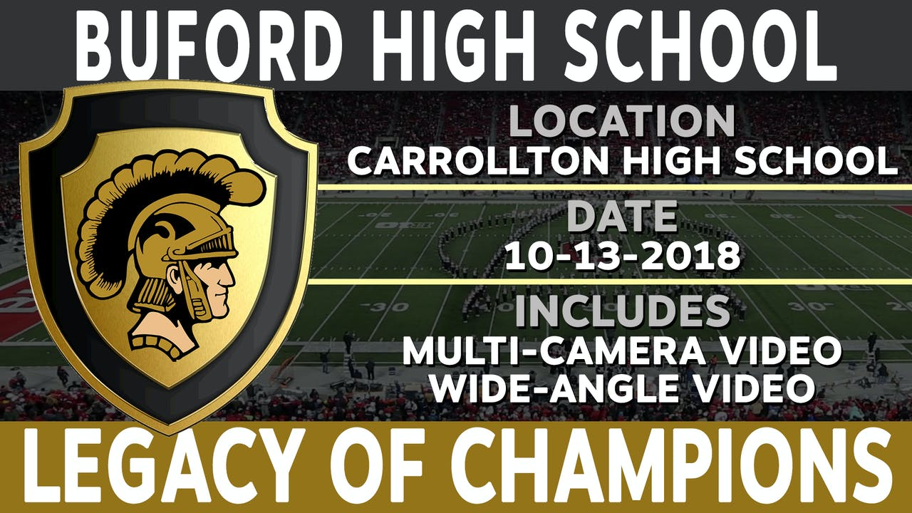 Buford High School - Legacy of Champions