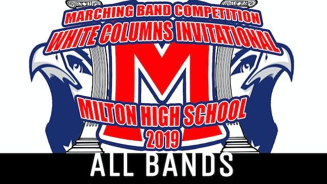All Bands - 2019 White Columns Invitational