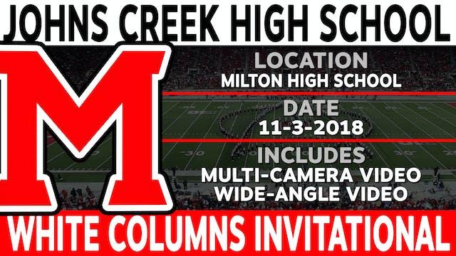 Johns Creek High School - White Columns Invitational