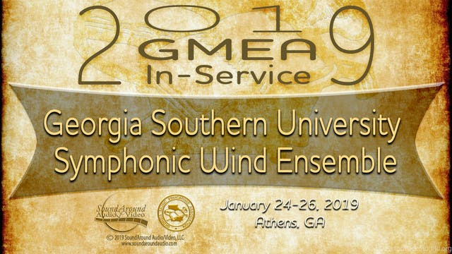 GSU Symphonic Wind Ensemble