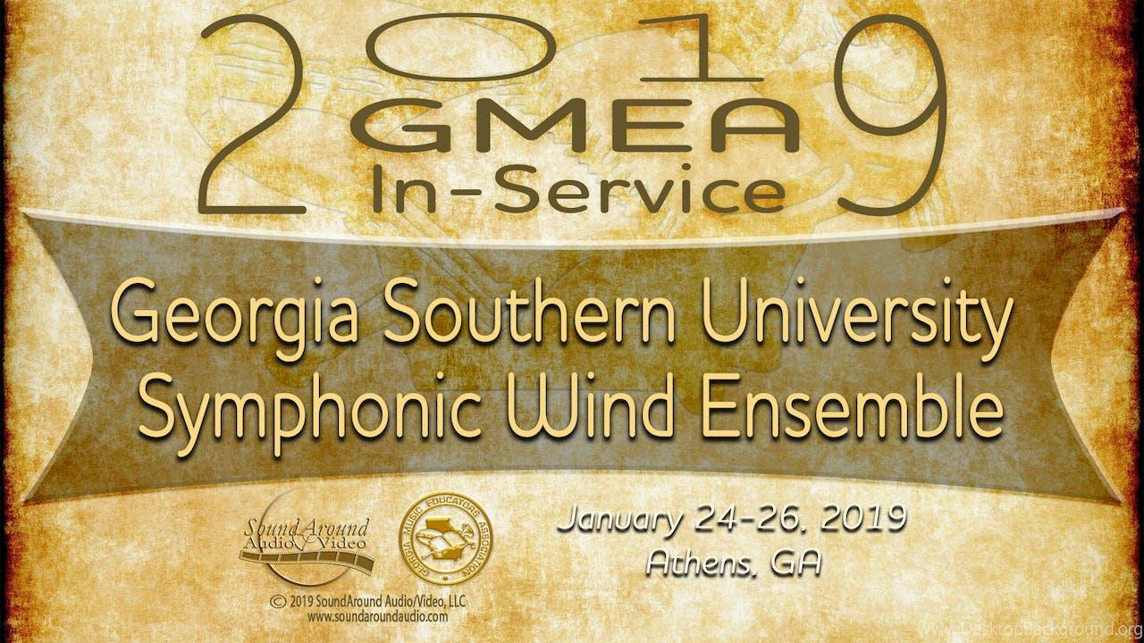 GSU Symphonic Wind Ensemble