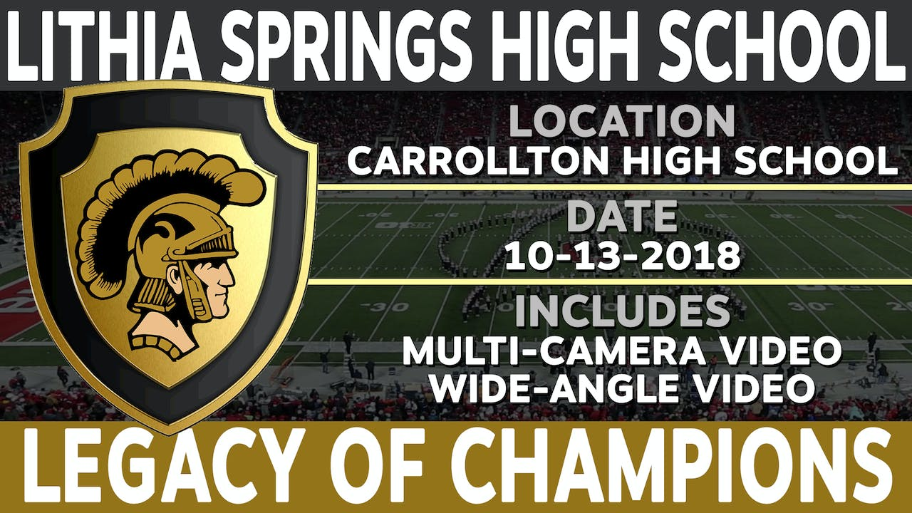 Lithia Springs High School - Legacy of Champions