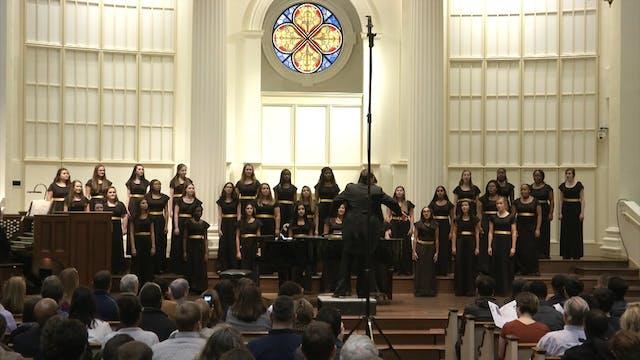Dacula HS Gold Women's Chorus