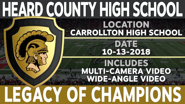 Heard County High School - Legacy of Champions