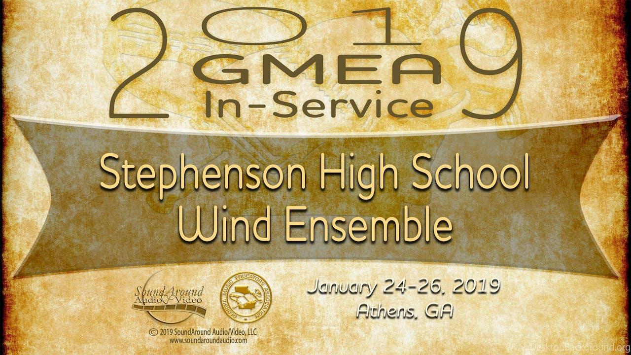 Stephenson High School Wind Ensemble