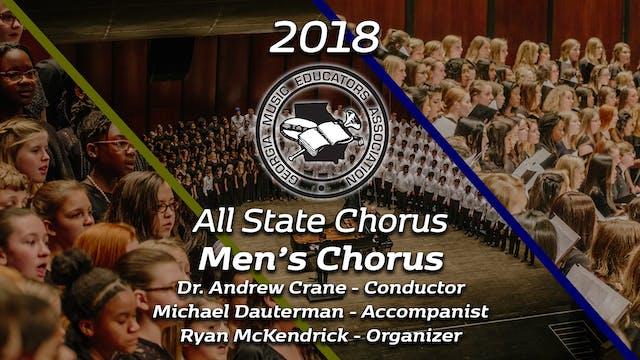 Senior Men's Chorus