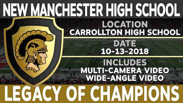 New Manchester High School - Legacy of Champions