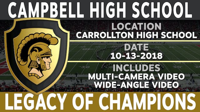 Campbell High School - Legacy of Champions