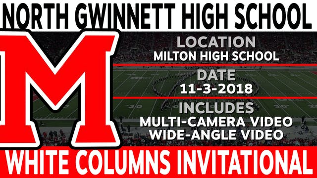 North Gwinnett High School - White Columns Invitational
