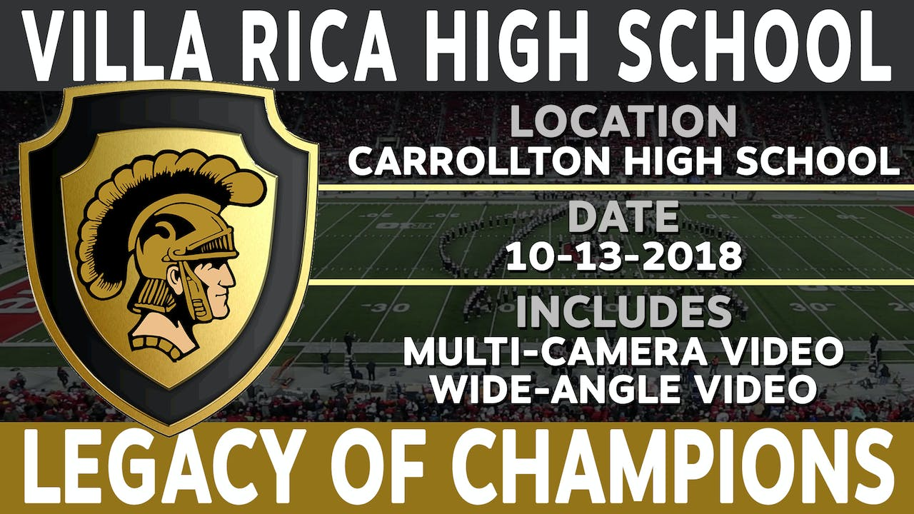 Villa Rica High School - Legacy of Champions