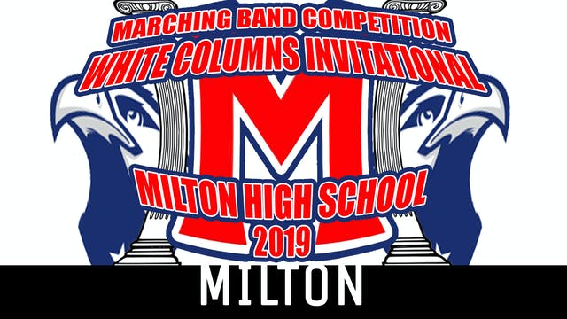 MILTON HS - 2019 WCI