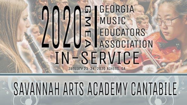 Savannah Arts Academy Cantabile