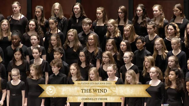 2019 SWHC 6th Grade Connelly Chorus