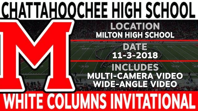 Chattahoochee High School - White Columns Invitational