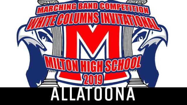 ALLATOONA HS - 2019 WCI