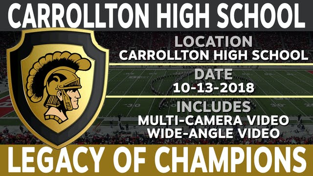 Carrollton High School - Legacy of Champions