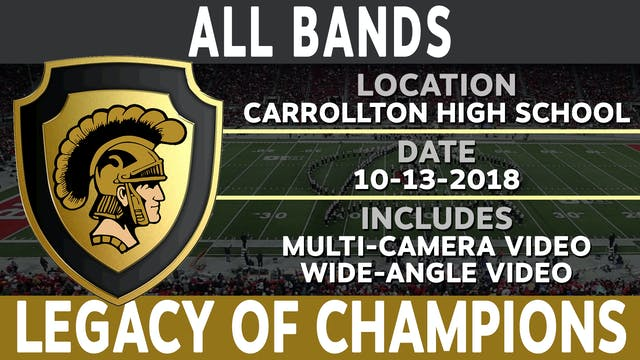 All Bands - Legacy of Champions