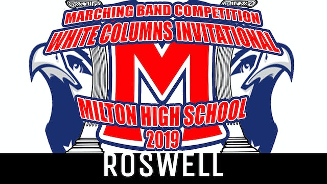 ROSWELL HS - 2019 WCI