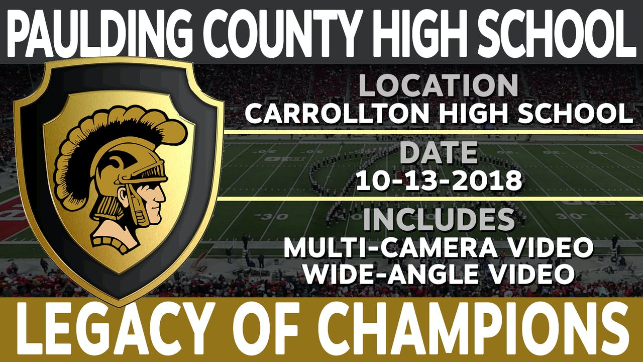 Paulding County High School - Legacy of Champions