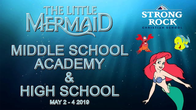 2019 SCRS The Little Mermaid