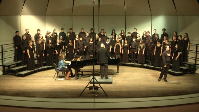 Intermediate Mixed - 2018 D14 Honor Chorus