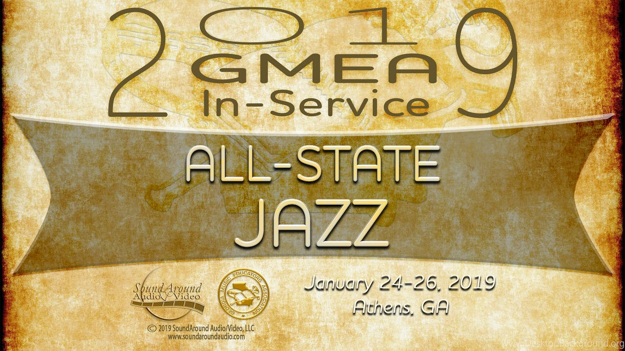 2019 All State Jazz