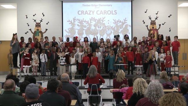 2018 TRES Crazy Carols