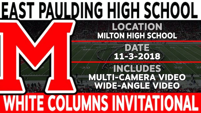 East Paulding High School - White Columns Invitational