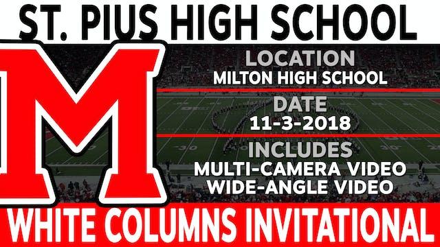 St. Pius X High School - White Columns Invitational