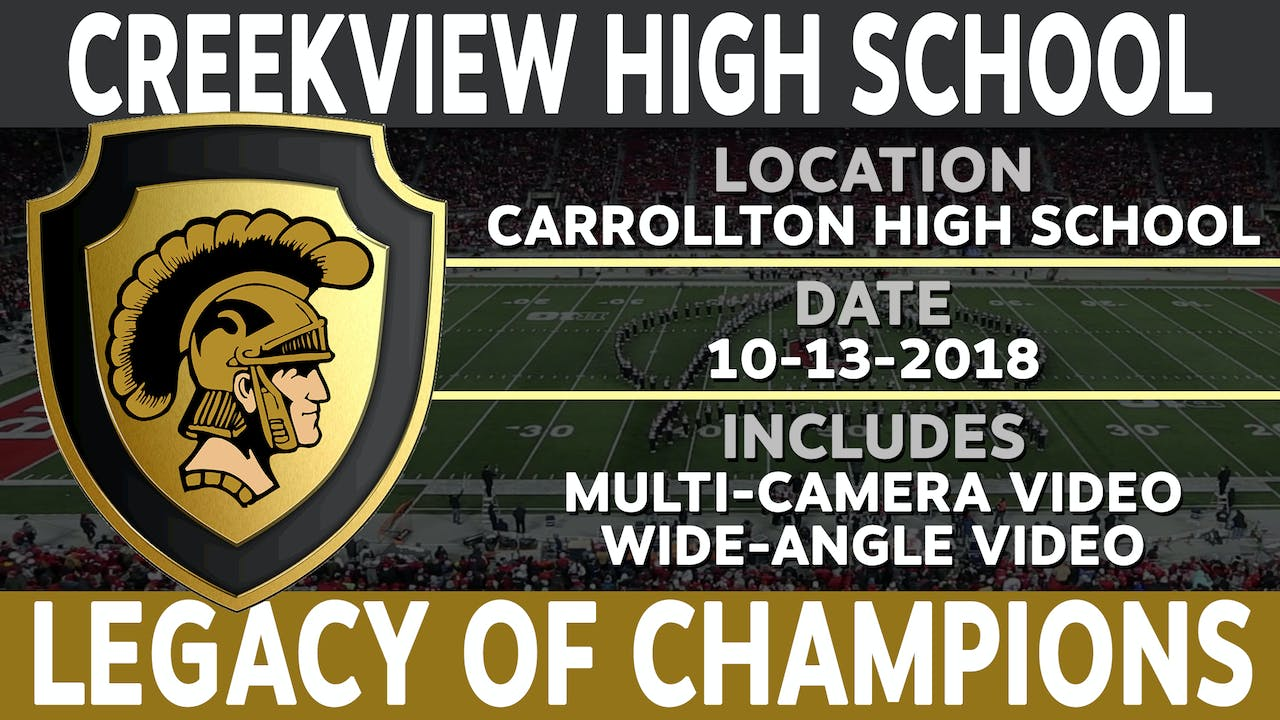 Creekview High School - Legacy of Champions