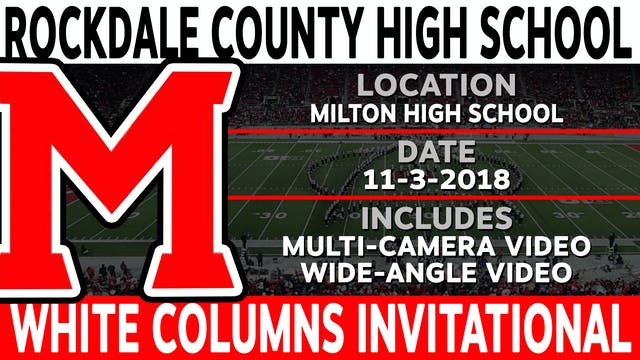 Rockdale County High School - White Columns Invitational