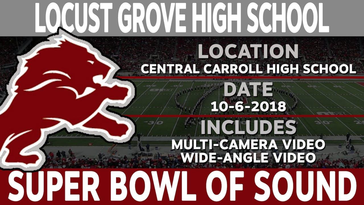 Locust Grove High School - Super Bowl Of Sound