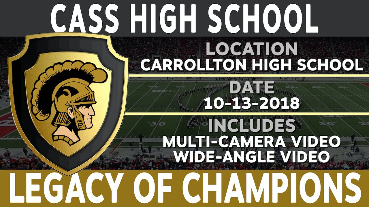 Cass High School - Legacy of Champions