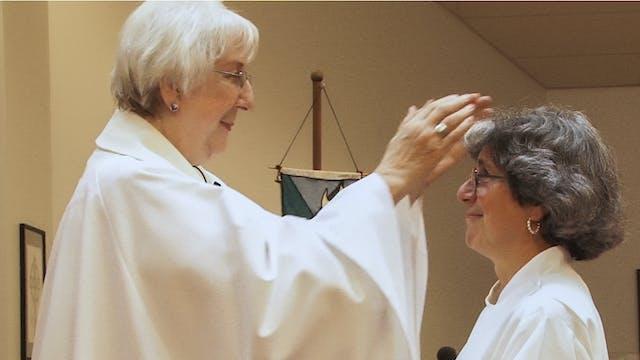 Kathleen's Ordination