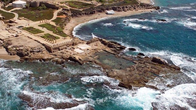 EP 24 - Caesarea Maritime
